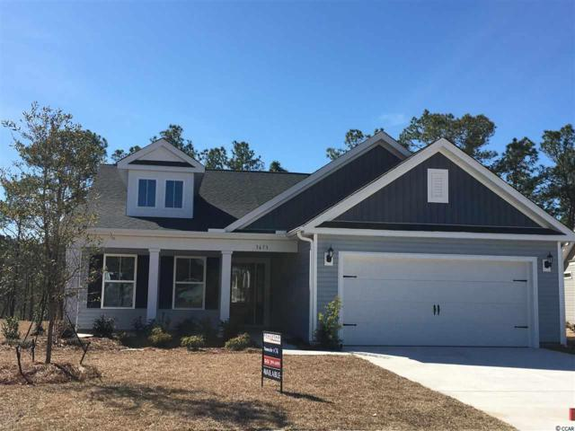 3673 Park Pointe Ave., Little River, SC 29566 (MLS #1818776) :: Right Find Homes