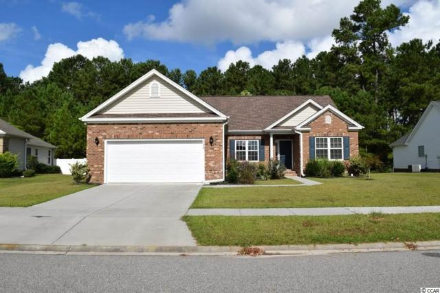 3128 Ivy Lea Dr., Conway, SC 29526 (MLS #1818970) :: The Trembley Group