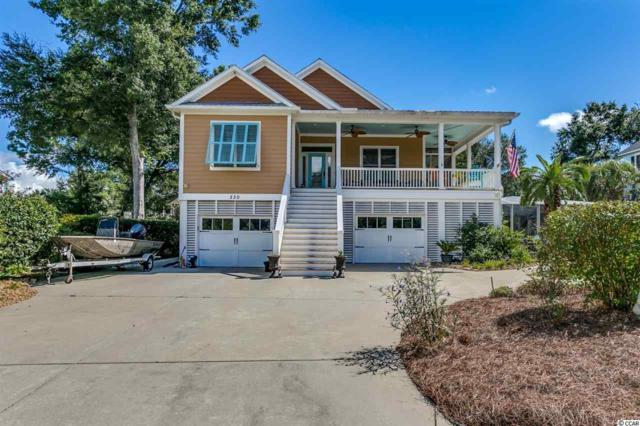 530 Mt Gilead Rd, Murrells Inlet, SC 29576 (MLS #1819269) :: The Greg Sisson Team with RE/MAX First Choice