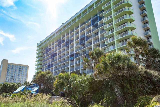 1105 South Ocean Boulevard #916, Myrtle Beach, SC 29577 (MLS #1819286) :: Myrtle Beach Rental Connections