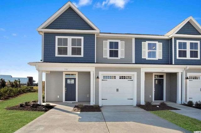 101 Goldenrod Circle A, Little River, SC 29566 (MLS #1819479) :: The Trembley Group