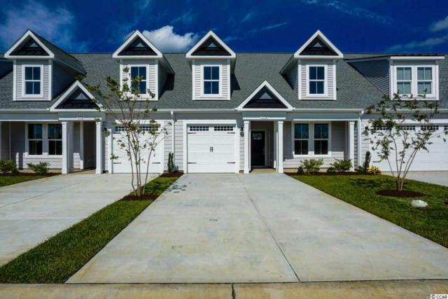 394 Goldenrod Circle 13-C, Little River, SC 29566 (MLS #1819521) :: The Litchfield Company
