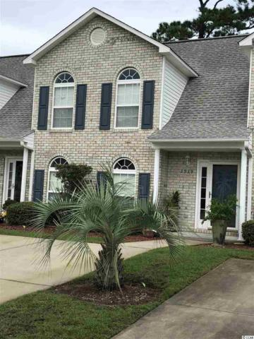 3939 Tybre Downs Circle #3939, Little River, SC 29566 (MLS #1819858) :: The Hoffman Group