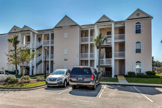 114 Fountain Pointe Ln. #304, Myrtle Beach, SC 29579 (MLS #1819860) :: The Greg Sisson Team with RE/MAX First Choice