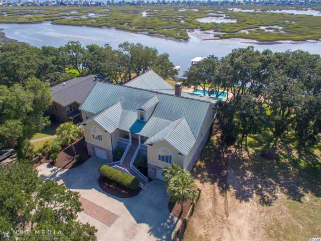 596 S Creekside Dr., Murrells Inlet, SC 29576 (MLS #1819940) :: SC Beach Real Estate