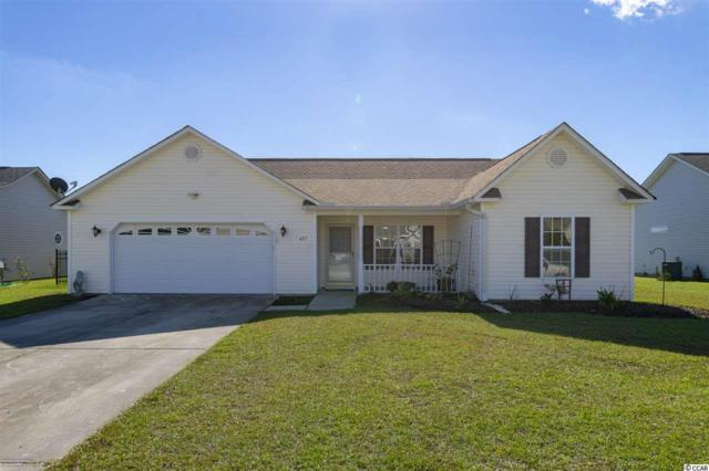 457 West Perry Rd., Myrtle Beach, SC 29579 (MLS #1820412) :: The Trembley Group