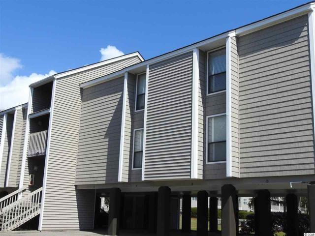 37 South Cove Pl. 2-C, Pawleys Island, SC 29585 (MLS #1820607) :: Garden City Realty, Inc.