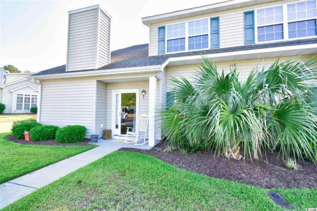 116 Gully Branch Ln. #1, Myrtle Beach, SC 29572 (MLS #1820691) :: The Lachicotte Company