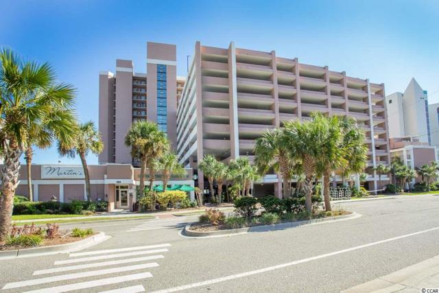 7200 N Ocean Blvd. #213, Myrtle Beach, SC 29572 (MLS #1821081) :: James W. Smith Real Estate Co.