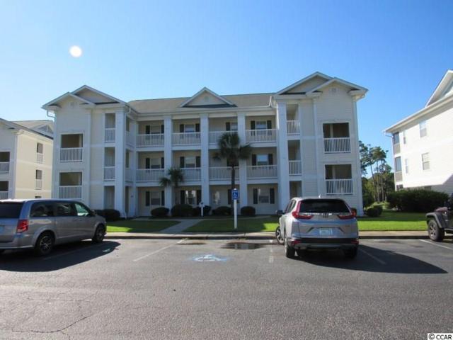 561 White River Dr. 11-I, Myrtle Beach, SC 29579 (MLS #1821247) :: James W. Smith Real Estate Co.