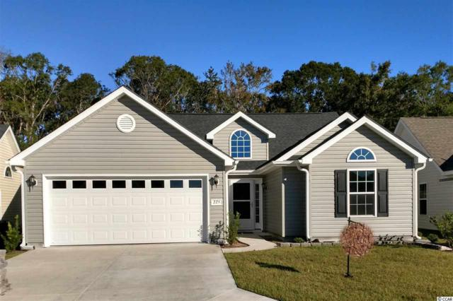 225 Foxpath Loop, Myrtle Beach, SC 29588 (MLS #1821353) :: The Hoffman Group