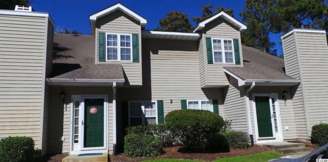 503 N 20th Ave. N 2A, North Myrtle Beach, SC 29582 (MLS #1821414) :: The Litchfield Company