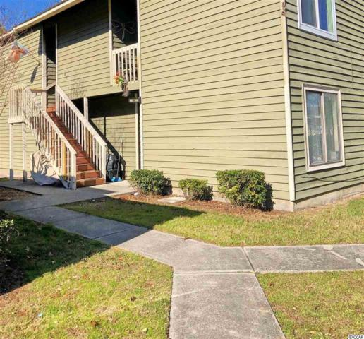 600 37th Ave. N #106, Myrtle Beach, SC 29577 (MLS #1821438) :: Garden City Realty, Inc.