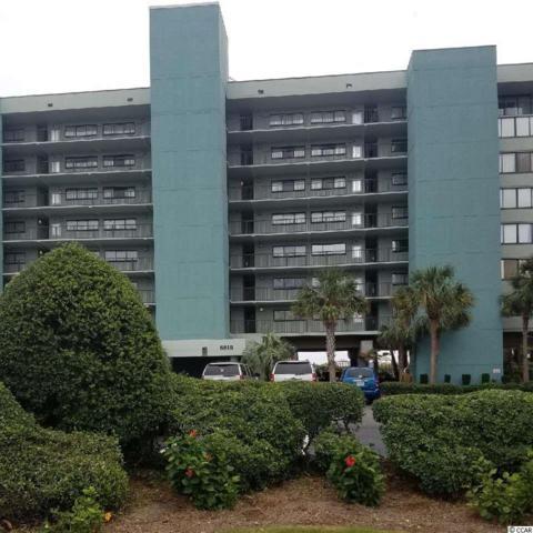 6810 N Ocean Blvd. #501, Myrtle Beach, SC 29572 (MLS #1821651) :: James W. Smith Real Estate Co.