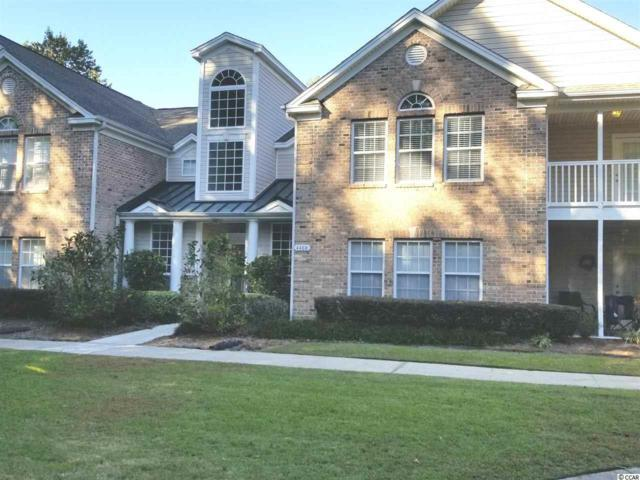 4468 Lady Banks Ln. 12-F, Murrells Inlet, SC 29576 (MLS #1821684) :: James W. Smith Real Estate Co.