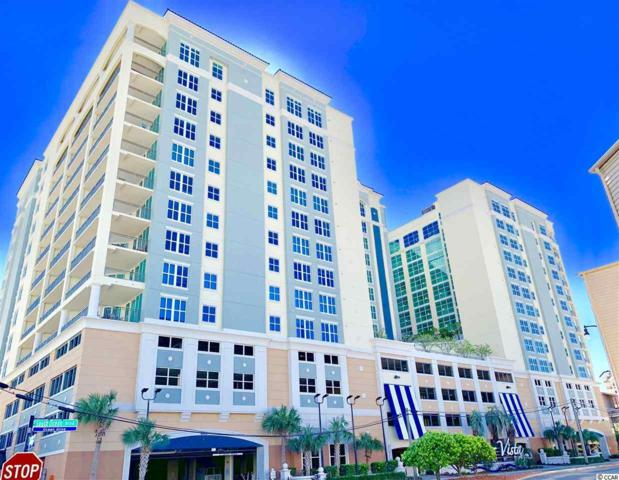 603 S Ocean Blvd. #1501, North Myrtle Beach, SC 29582 (MLS #1821869) :: Garden City Realty, Inc.