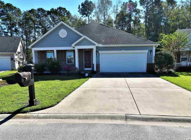 469 Tavistock Ct., Murrells Inlet, SC 29576 (MLS #1822013) :: The Litchfield Company