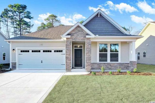 172 Legends Village Loop, Myrtle Beach, SC 29579 (MLS #1822289) :: The Litchfield Company