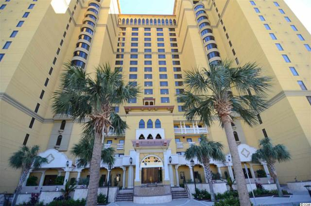 2600 N Ocean Blvd. #1006, Myrtle Beach, SC 29577 (MLS #1822307) :: The Hoffman Group