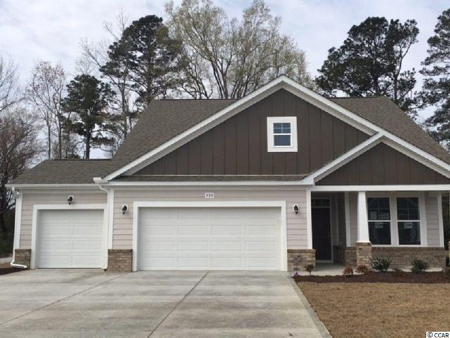 233 Board Landing Circle, Conway, SC 29526 (MLS #1822435) :: The Litchfield Company