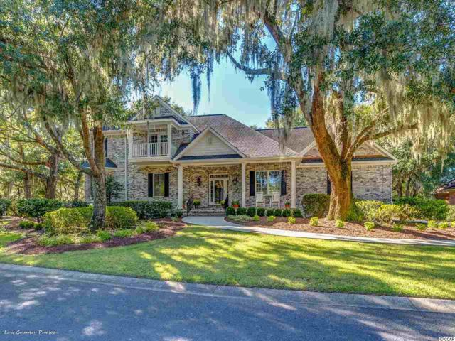 1546 Oatland Lake Rd., Pawleys Island, SC 29585 (MLS #1822511) :: James W. Smith Real Estate Co.