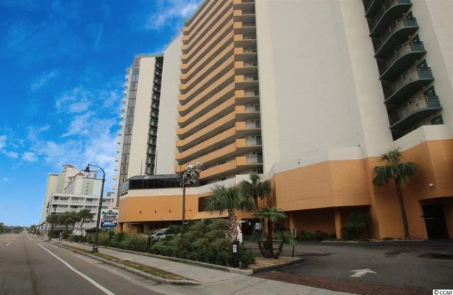 2710 Ocean Blvd. N #1508, Myrtle Beach, SC 29577 (MLS #1822557) :: The Greg Sisson Team with RE/MAX First Choice