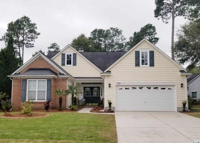 259 Barony Pl., Pawleys Island, SC 29585 (MLS #1822562) :: Right Find Homes