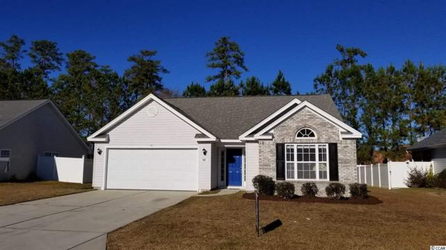 129 Southborough Ln., Myrtle Beach, SC 29588 (MLS #1822622) :: Right Find Homes