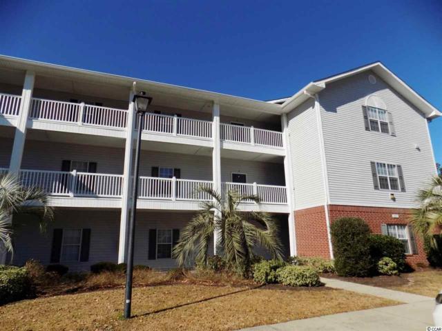 4811 Innisbrook Ct. #307, Myrtle Beach, SC 29579 (MLS #1822673) :: James W. Smith Real Estate Co.