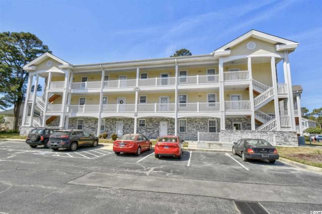 4635 Wild Iris Dr. #301, Myrtle Beach, SC 29577 (MLS #1822682) :: The Hoffman Group