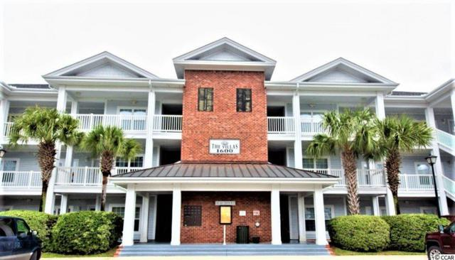 1001 Ray Costin Way #1608, Garden City Beach, SC 29576 (MLS #1822837) :: Right Find Homes