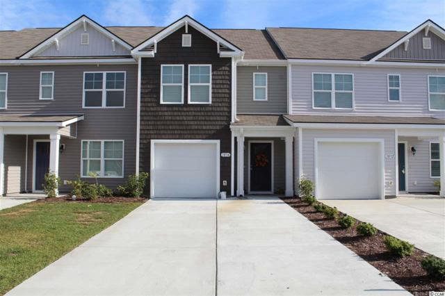 1034 Tee Shot Dr. #1034, Conway, SC 29526 (MLS #1822912) :: James W. Smith Real Estate Co.