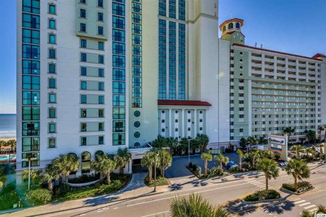 3000 N Ocean Blvd. #624, Myrtle Beach, SC 29577 (MLS #1822926) :: The Hoffman Group