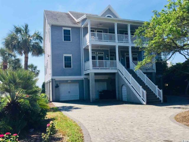 8004 Beach Dr., Myrtle Beach, SC 29572 (MLS #1823071) :: The Litchfield Company