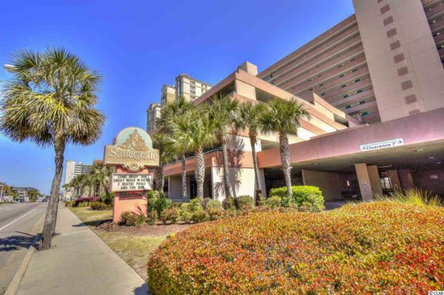 2207 S Ocean Blvd. #616, Myrtle Beach, SC 29577 (MLS #1823106) :: The Lachicotte Company