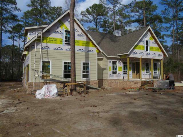 240 Woody Point Dr., Murrells Inlet, SC 29576 (MLS #1823126) :: The Hoffman Group