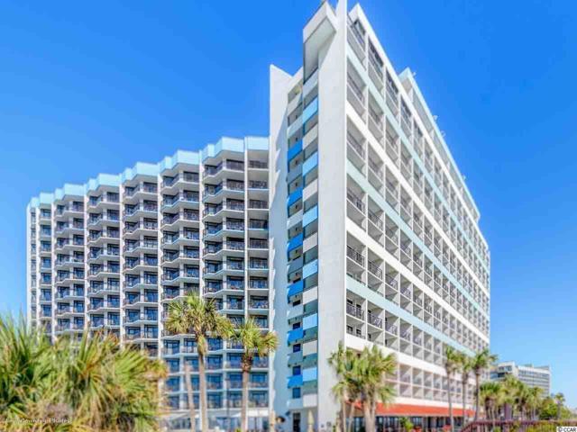 7100 N Ocean Blvd. #710, Myrtle Beach, SC 29572 (MLS #1823158) :: The Greg Sisson Team with RE/MAX First Choice