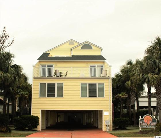4314 S Ocean Blvd. S A1, North Myrtle Beach, SC 29582 (MLS #1823344) :: The Greg Sisson Team with RE/MAX First Choice