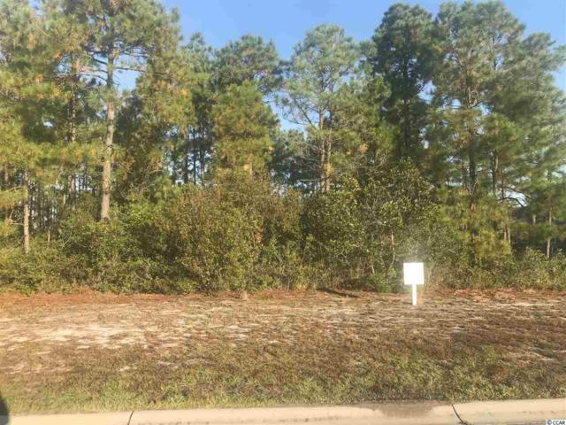 lot 134 Babylon Pine Dr., Myrtle Beach, SC 29579 (MLS #1823551) :: The Greg Sisson Team with RE/MAX First Choice