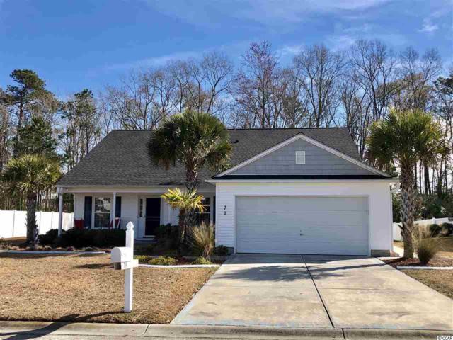 79 Tibton Circle, Myrtle Beach, SC 29588 (MLS #1823609) :: James W. Smith Real Estate Co.