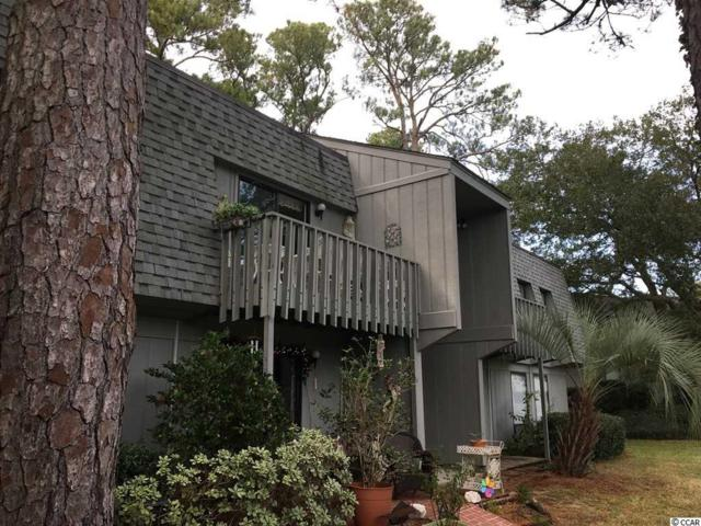 435 Salt Marsh Circle 19E, Pawleys Island, SC 29585 (MLS #1823849) :: The Lachicotte Company