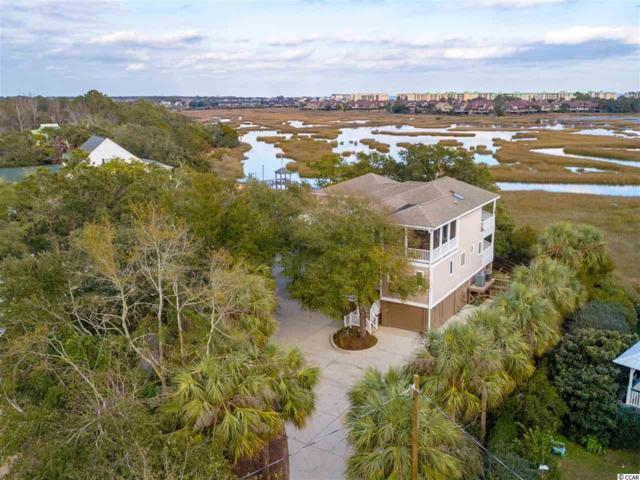 127 Sea Level Loop, Pawleys Island, SC 29585 (MLS #1823913) :: The Litchfield Company