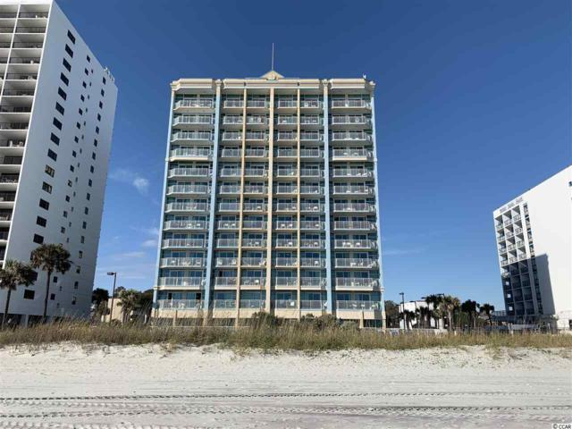 2501 S Ocean Blvd. #929, Myrtle Beach, SC 29577 (MLS #1824016) :: The Lachicotte Company