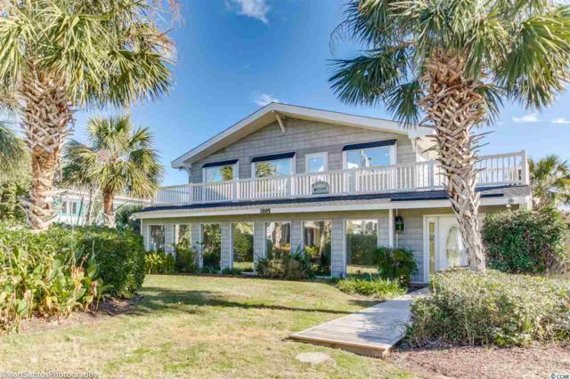 1895 Pompano Dr., Garden City Beach, SC 29576 (MLS #1824104) :: Garden City Realty, Inc.