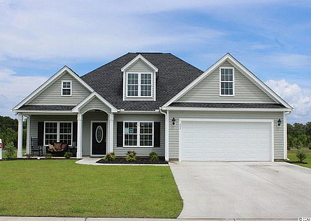 689 Heartwood Dr., Conway, SC 29526 (MLS #1824206) :: James W. Smith Real Estate Co.