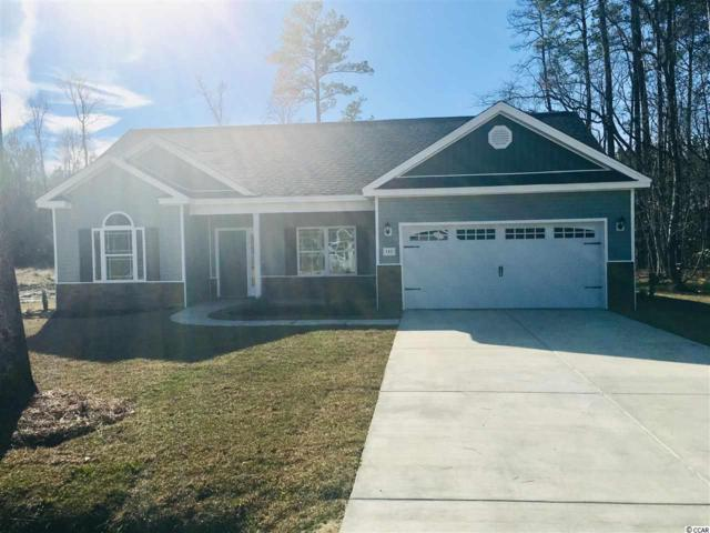 6103 Cates Bay Hwy., Conway, SC 29527 (MLS #1824234) :: The Hoffman Group