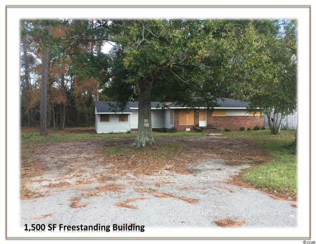 1104 S 3rd Ave. S, Myrtle Beach, SC 29577 (MLS #1824576) :: The Hoffman Group