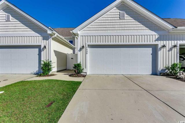 709 Pickering Dr. D, Murrells Inlet, SC 29576 (MLS #1824863) :: James W. Smith Real Estate Co.