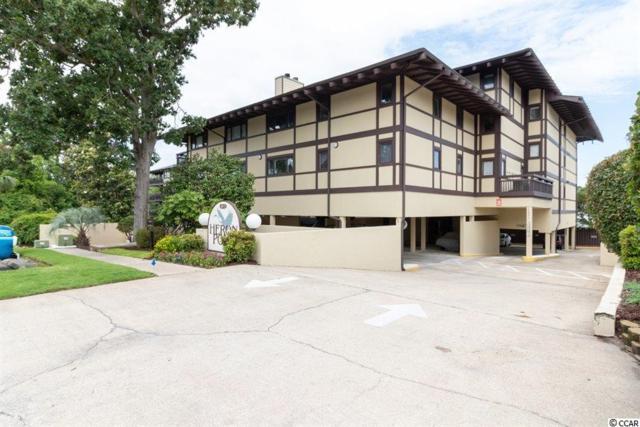 6813 Porcher Dr. #16, Myrtle Beach, SC 29572 (MLS #1824879) :: Jerry Pinkas Real Estate Experts, Inc