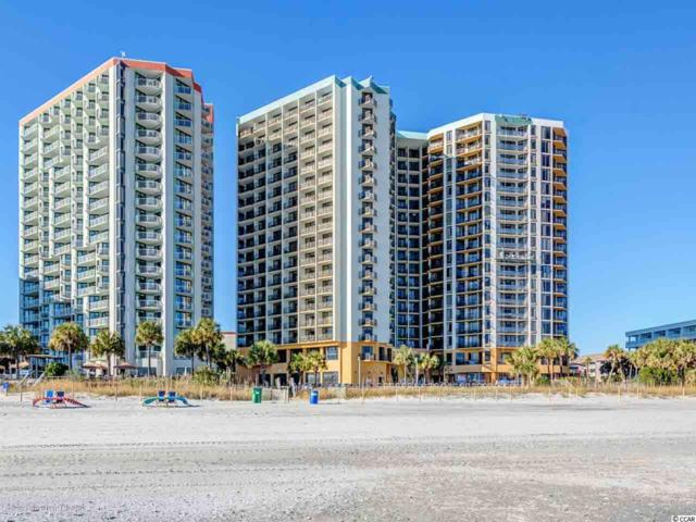 2710 N Ocean Blvd. #328, Myrtle Beach, SC 29577 (MLS #1825046) :: The Trembley Group
